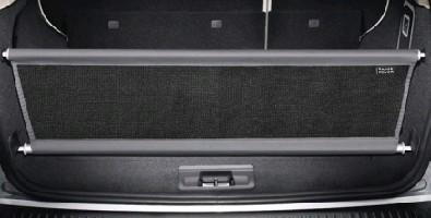 Сетка в багажник вертикальная