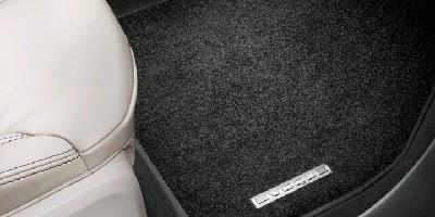 Комплект текстильных ковров салона Ebony