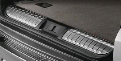 Накладка на порог багажного отделения, коричневая