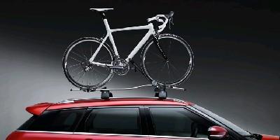 Крепление для велосипеда на поперечины