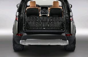 Ковер в багажник резиновый, допонительная секция, коричневый