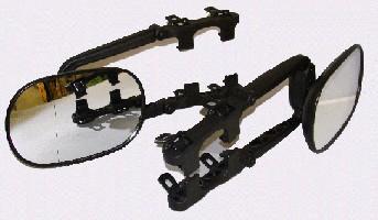 Комплект удлинителя зеркал при буксировке