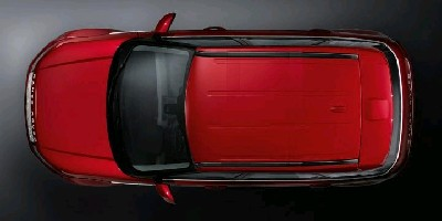 Установочный комплект для авто без стеклянной крыши, черный