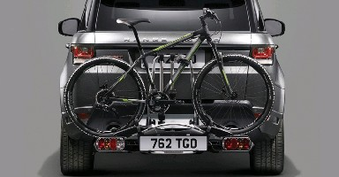 Крепление для 4-х велосипедов на фаркоп