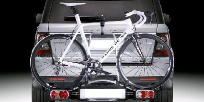 Крепление для 2-х велосипедов на фаркоп (требуется переходник с 13 на 7 pin)
