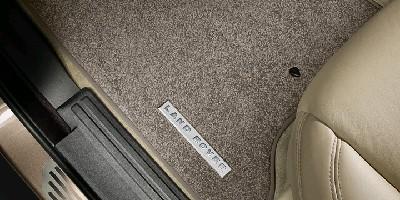 Комплект текстильных ковров салона, песочный
