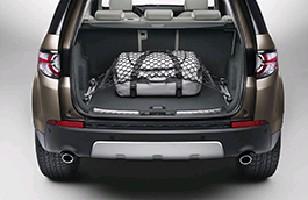 Сетка в багажник напольная со стропами