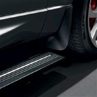 Брызговики передние Range Rover Sport (с выдвижными подножками)