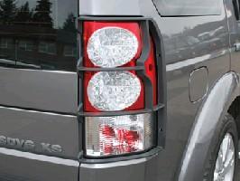 Защита задних фонарей