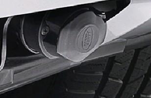 Проводка фиксированного фаркопа 13 pin