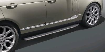 Подножки Range Rover и Range Rover Sport