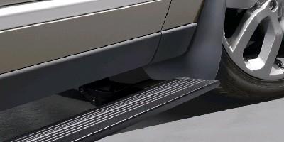 Подножка выезжающая правая Range Rover (Long)