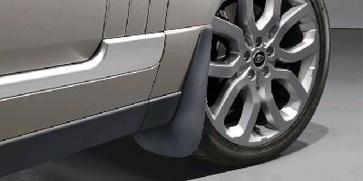 Брызговики передние Range Rover (без выдвижных подножек)