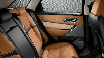 Шторки солнцезащитные окон задних боковых дверей Range Rover Velar