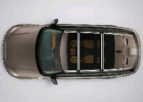 Багажные поперечины на крышу Range Rover Velar