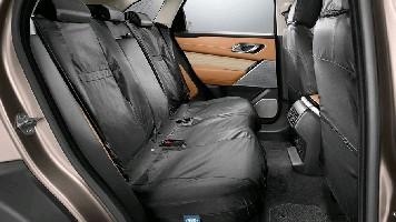 Чехлы на задние сиденья Luxury Ebony Range Rover Velar