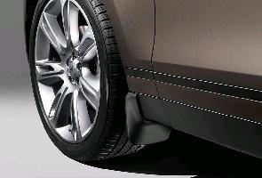 Брызговики передние Range Rover Velar