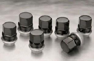 Гайки колесные Gloss Black Range Rover Velar