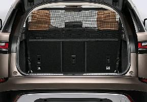 Сетка разделительная (ам с докаткой) Range Rover Velar