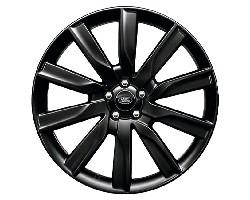 "Диск литой 21"" Style 1033 Gloss Black   Range Rover Velar"